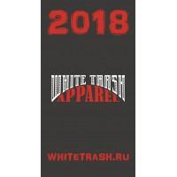 Календарь WHITE TRASH 2018