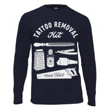 Лонгслив Tattoo Removal Kit
