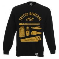 Свитшот мужской Tattoo Removal Kit