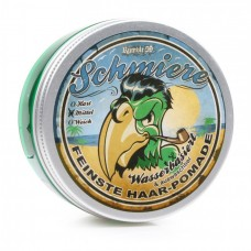Бриолин Schmiere Pomade Water-based Medium Green