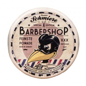 Бриолин Schmiere Barbershop Hard Steve