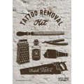Постер Tattoo Removal Kit