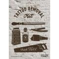 Постер Tattoo Removal Kit