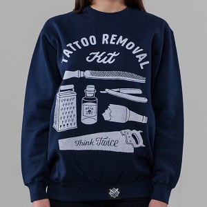 Свитшот Tattoo Removal Kit