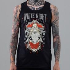 Майка мужская White Night
