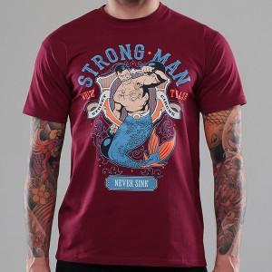 Футболка мужская Strongman