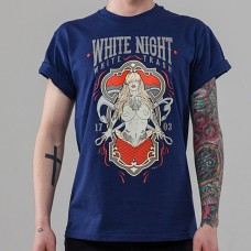 Футболка мужская White Night