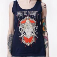 Майка женская White Night