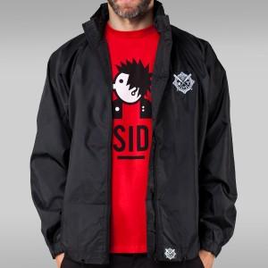 Куртка-ветровка WT Logo